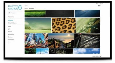 Photo Station – Fotóalbum szolgáltatás otthonra